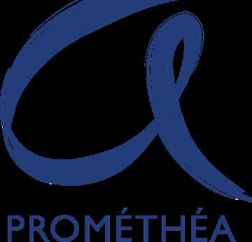 Prométhéa LogoBleu_sanscarre