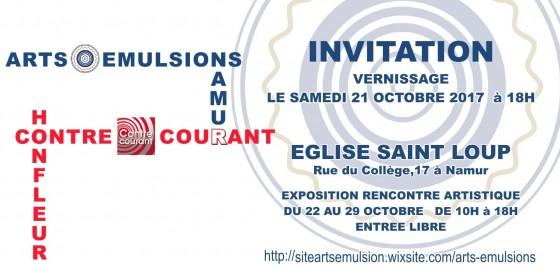 Arts-Emulsion, une exposition rencontre
