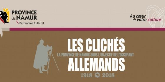 1918 : St-Loup sous l'objectif  allemand