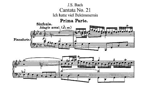 Luther, la musique et Bach
