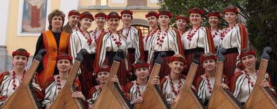 «Dzvinha», un chœur ukrainien à l'approche de Noël