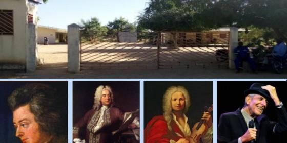 Mozart et quelques autres au profit d'un centre hospitalier camerounais