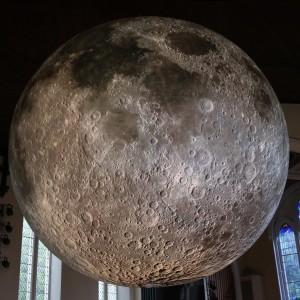 Museum of the Moon by Luke Jerram 4